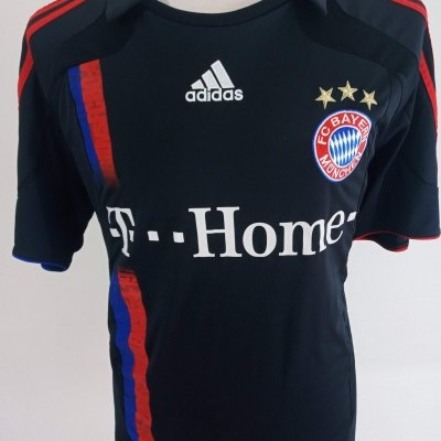 "Bayern Munich Away Shirt 2007-2008 (XL) ""Very Good"""