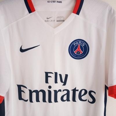 """Paris SG PSG Away Shirt 2015-2016 (S) """"Very Good"""""""