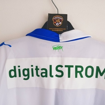 "Grasshoppers Zurich Home Shirt 2014-2015 (M) ""Perfect"""