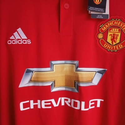 NEW Manchester United Home Shirt 2017-2018 (XL)