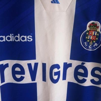 "FC Porto Home Shirt 1994-1995 (S) ""Very Good"""