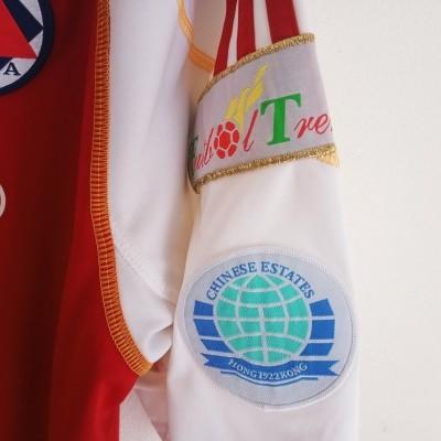 "MATCHWORN SCAA South China Home Shirt 2010 #30 Detinho (XL) ""Good"""