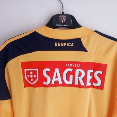 NEW SL Benfica Away Shirt 2010-2011 (M)