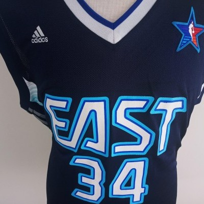 "NBA East All Star Shirt 2009 #34 Harris (L) ""Perfect Condition"""