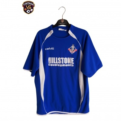 "Oldham Ahtletic Home Shirt 2007-2008 (L) ""Very Good"""