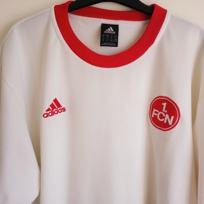 "1.FC Nurnberg Away Shirt 2002-2003 (XL) ""Good"""