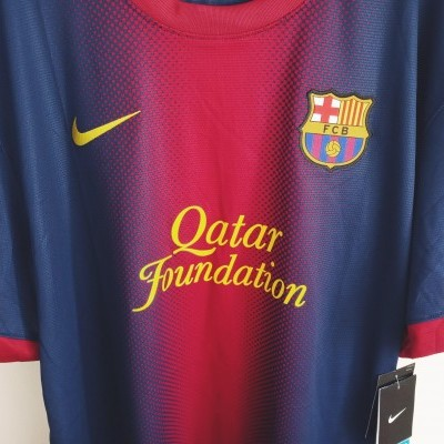 NEW FC Barcelona Home Shirt 2012-2013 (XXL)