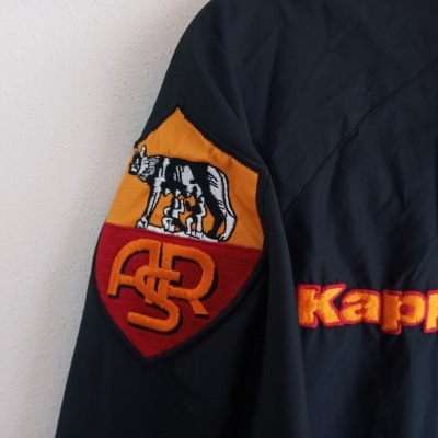 """AS Roma Track Top Jacket 2008 (M) """"Average"""""""