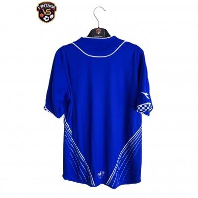 "Dinamo Zagreb Home Shirt 2007-2008 (M) ""Perfect"""