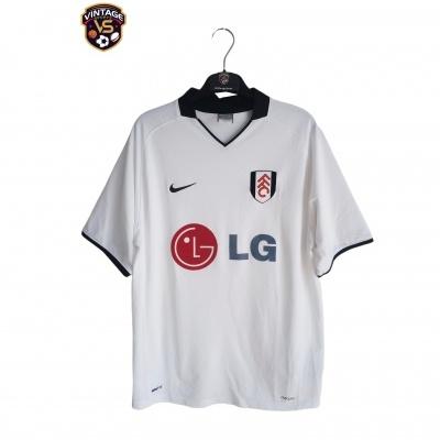 "Fulham FC Home Shirt 2008-2009 (M) ""Perfect"""