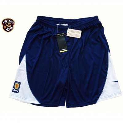 NEW Scotland Football Training Shorts (L)