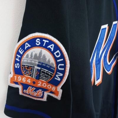 "New York Mets Baseball MLB Jersey #57 Santana (56) ""Very Good"""