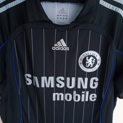 "Chelsea FC Third Shirt 2006-2007 (L Youths) ""Very Good"""