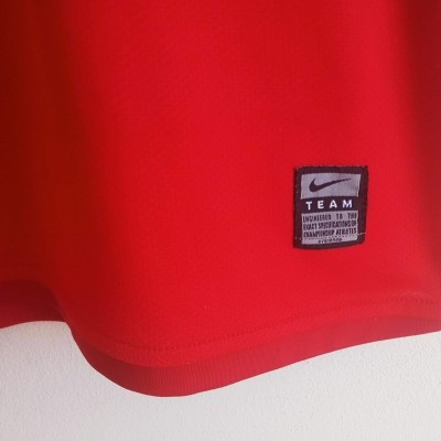 "Spartak Moscow Home Shirt 2009-2010 (M) ""Very Good"""
