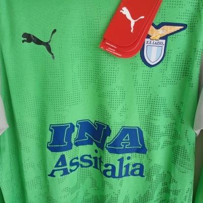 NEW SS Lazio Goalkeeper Shirt 2007-2008 (S)