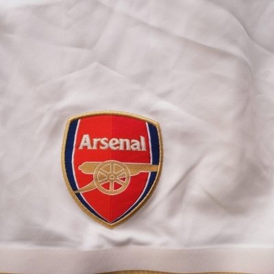 """Arsenal FC Home Shorts Player Issue 2007-2008 (XL) """"Perfect"""""""