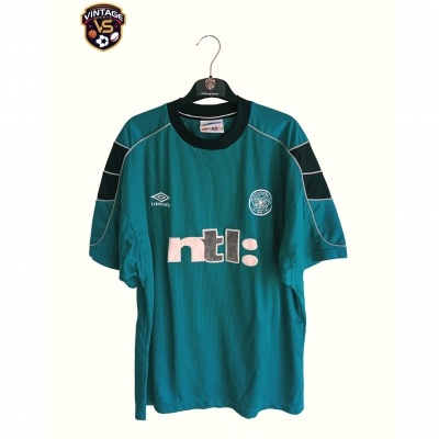 "Celtic FC Training Shirt 1999-2000 (L) ""Good"""