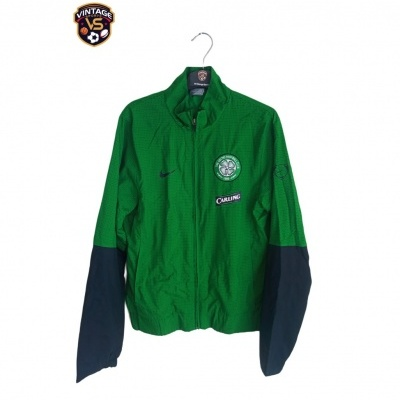 """Celtic FC Track Top Jacket 2009-2010 (S) """"Very Good"""""""