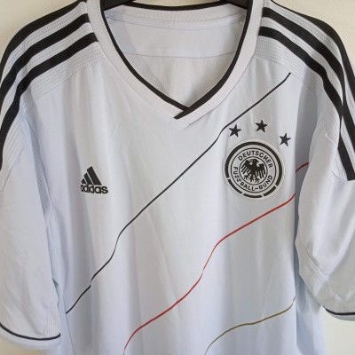 "Germany Home Shirt 2012-2014 (M) ""Very Good"""