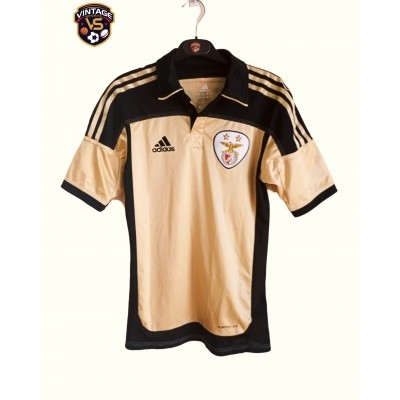 ISSUE SL Benfica Away Shirt 2011-12 (S) Adidas Formotion
