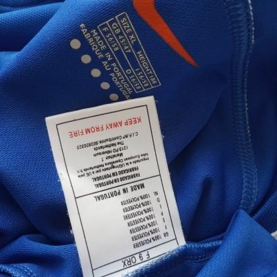 "Glasgow Rangers FC Home Shirt 1999-2001 (XL) ""Very Good"""