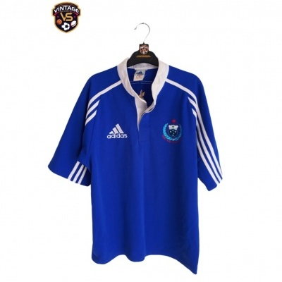 "Samoa Rugby Home Shirt 2001-2003 (M) ""Very Good"""