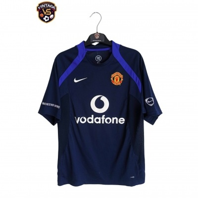 """Manchester United Training Shirt 2005-2006 (S) """"Perfect"""""""