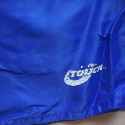 """Vintage Shorts Pro Touch 1990s Blue (S) """"Very Good"""""""