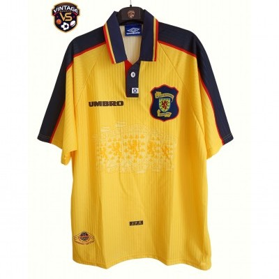 "Scotland Away Shirt 1996-1998 (L) ""Very Good"""