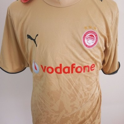 NEW Olympiakos Third Shirt 2006-2007 (XL)