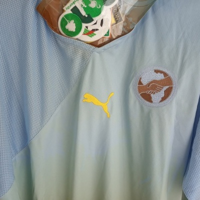NEW Africa Unity Shirt 2010 (XL)