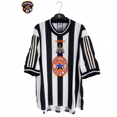 "Newcastle United Home Shirt 1997-1998 (L) ""Very Good"""