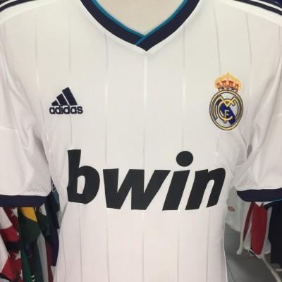 Real Madrid Home Shirt 2012-13 (L) #22 Higuain
