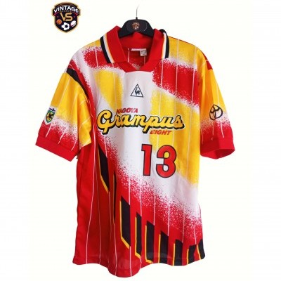 "Nagoya Grampus Eight Cup Issue Shirt 1996 (L) ""Good"""