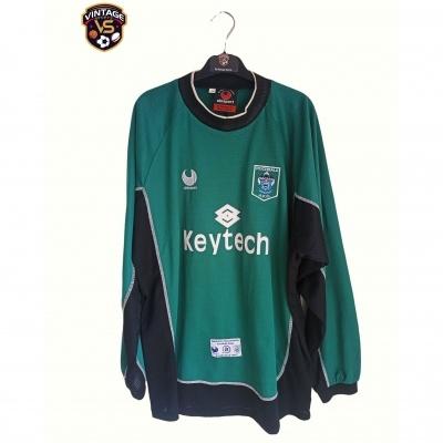 """Rochdale AFC Goalkeeper Shirt 2002-2004 (XL) """"Very Good"""""""