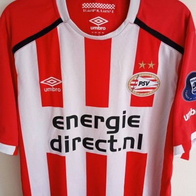 "PSV Eindhoven Home Shirt 2016-2017 (L) ""Perfect"""