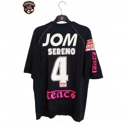 "Matchworn Vitoria Guimarães Away Shirt 2009 #4 Sereno (XL) ""Very Good"""