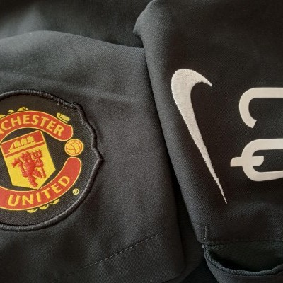 "ISSUE Manchester United Training Shorts 2007-2008 (L) ""Very Good"""