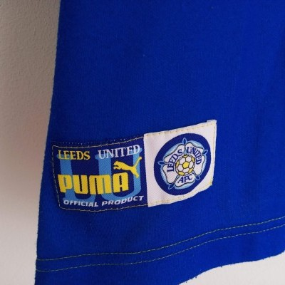 """Leeds United FC Away Shirt 1997-1999 (XL) """"Very Good"""""""