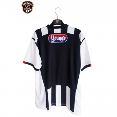 """Grimsby Town FC Home Shirt 2015-2016 (L) """"Perfect"""""""