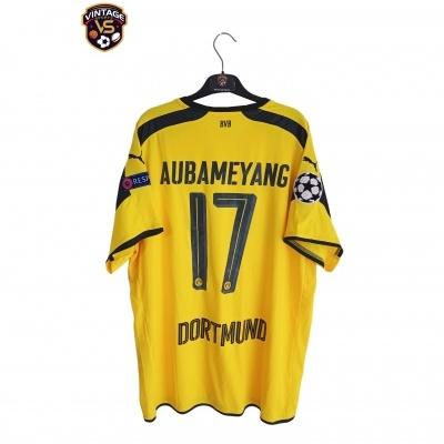 "Borussia Dortmund Cup Shirt 2016-2017 #17 Aubameyang (XXL) ""Very Good"""