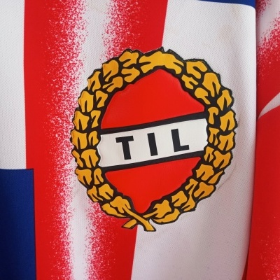 "Tromso IL Long Sleeve Home Shirt (XL) ""Very Good"""