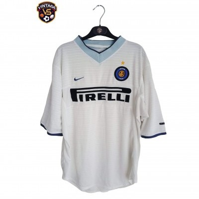 "Inter Milan Away Shirt 2000-2001 (L) ""Good"""
