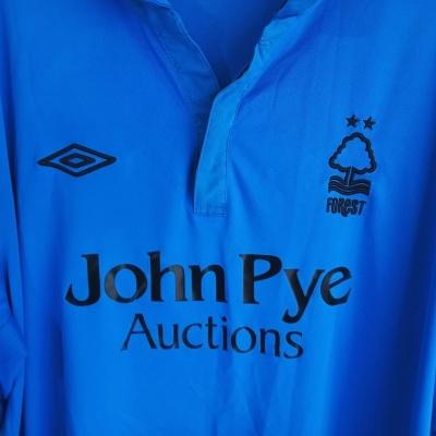 """Nottingham Forest Away Shirt 2012-2013 (3XL) """"Very Good"""""""