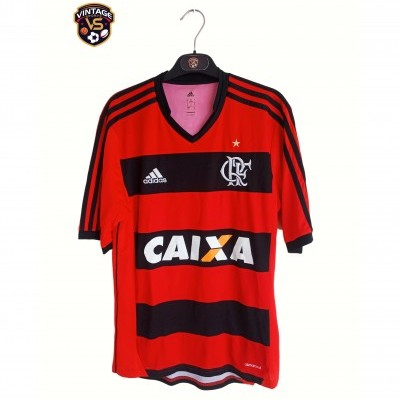 "CR Flamengo Home Shirt 2013-2014 (S) ""Average"""