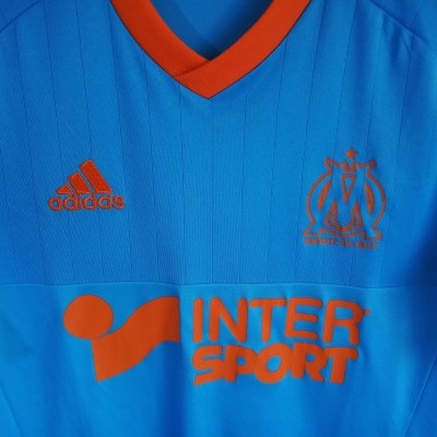 """OM Olympique Marseille Fourth Shirt 2014-2015 (S) """"Perfect"""""""