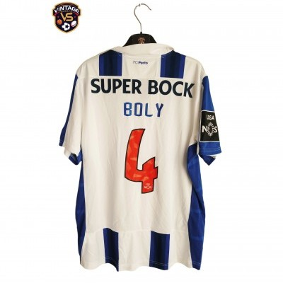 "FC Porto Home Shirt 2016-2017 #4 Boly (L) ""Perfect"""