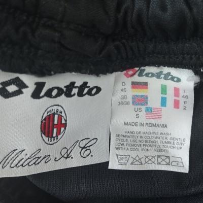 "AC Milan Third Shorts 1996-1997 (S) ""Very Good"""