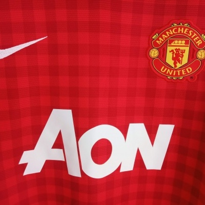 NEW Manchester United Home Shirt 2012-2013 (XL)