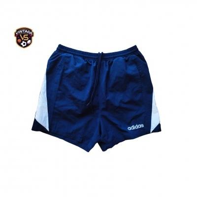 "Vintage Shorts Adidas 1990s Blue White (M) ""Very Good"""